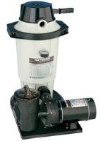 Hayward DE Filter (EC 50) System With 1.5HP Single Speed Pump