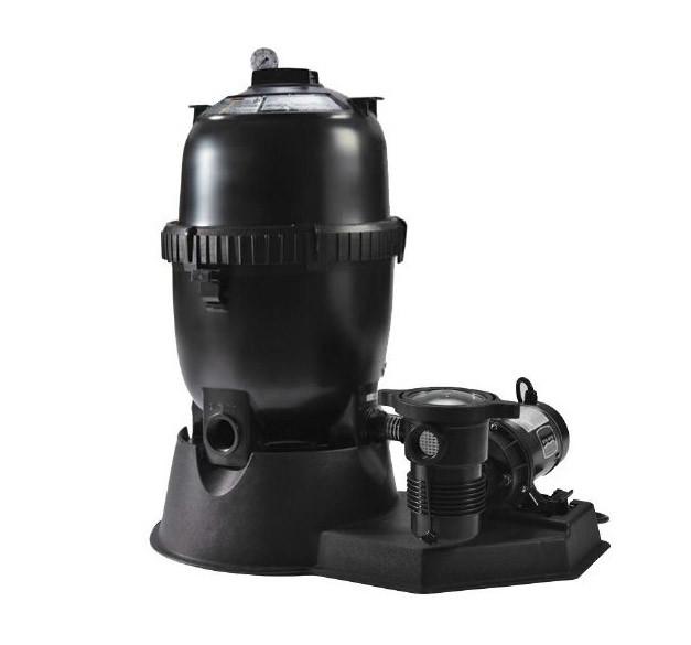 above-ground filter system pentair