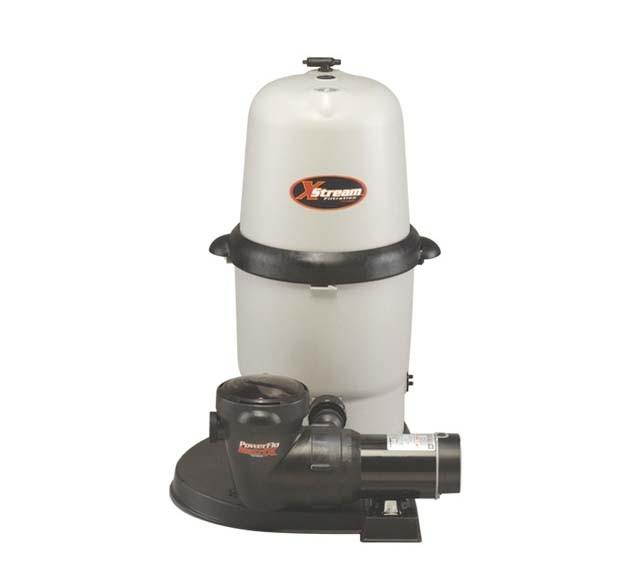 Hayward Xstream 150 Filter Amp 2 Speed Pump Cartridge