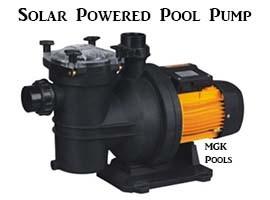 DC Pool Pump MGK 13/370