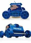 Aquabot Pool Rover Jr.