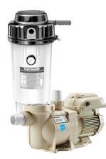 EC50 DE Filter w/ Pentair 342001