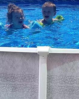 Lamark Edge Pool - MGK Pools