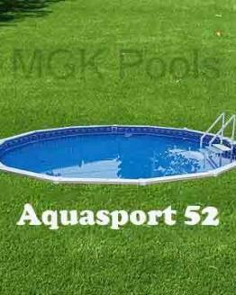 Round Aquasport 52 Pools