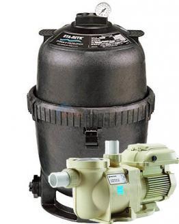 Pentair DE Pool filter System