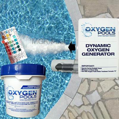 Oxygen Pools System Kit