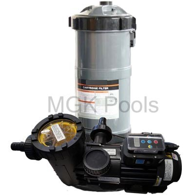 Pool Pump With Filter - Above Ground Pool Combo