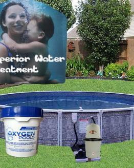 Oxygen Pools Package